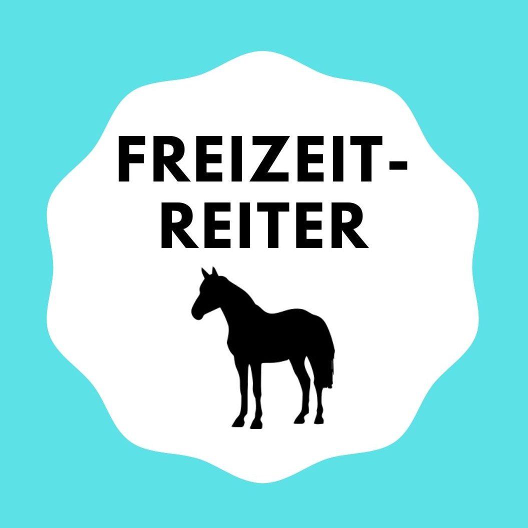 DAS Reitlernsystem - FREIZEITREITER